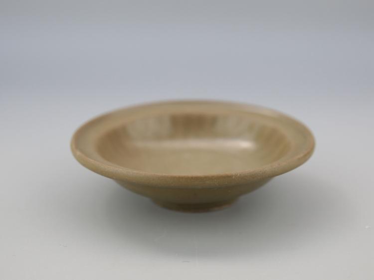 Chinese Monochrome Celadon Bowl