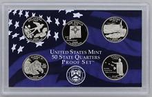 2008 S United States Proof Quarter Set