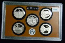 2011 S United States Proof Quarter Set