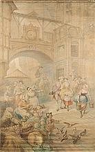 Ecole Française fin XVIIIe