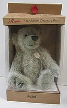 Original Stieff bear in box