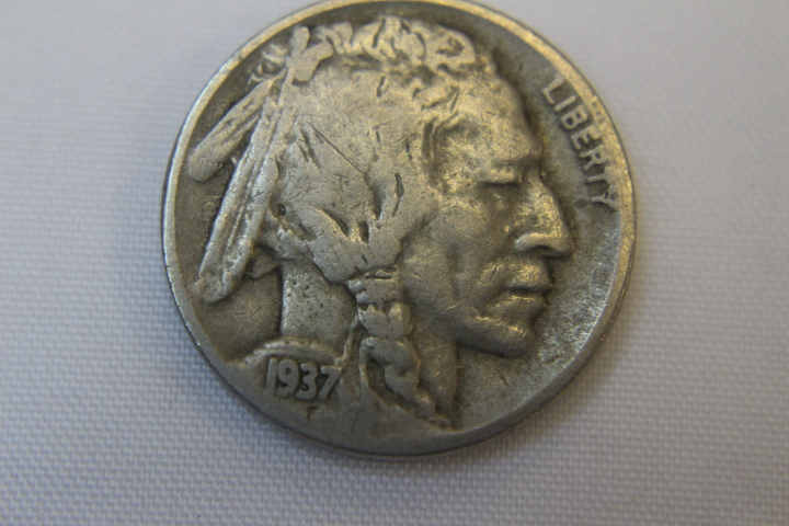 1937 Mint Mark Buffalo Nickels We have 2 dated 1937  Please look at photo if you need more photos please ask. We will do our best to get them to you.  If you need any more info, please give lot number and Auction when calling so we can better serve yo