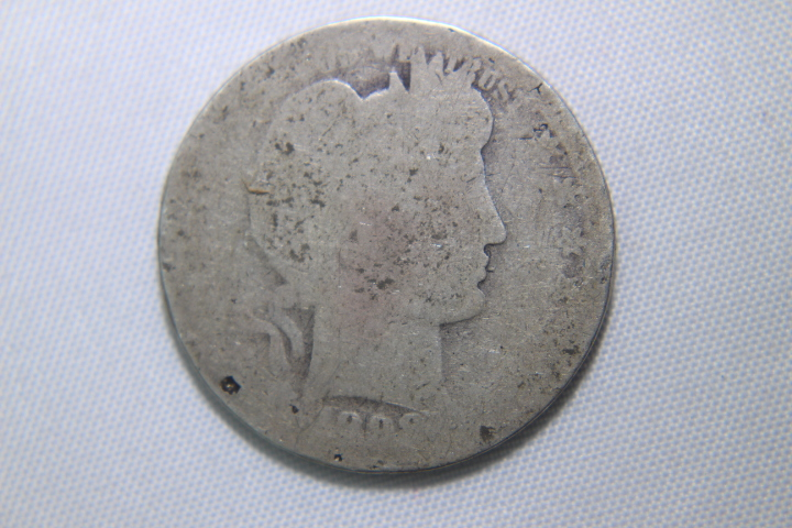 1898 Barber Quarter 898 Barber Quarter