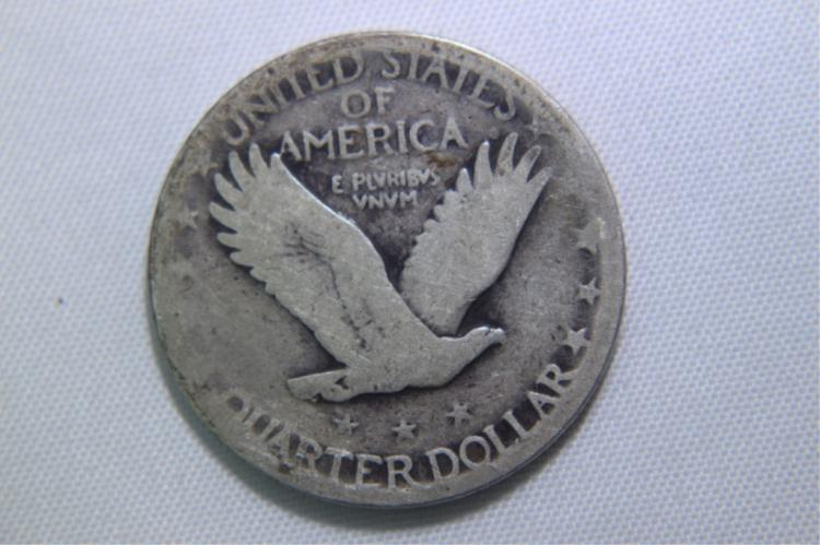 1927 Standing Liberty