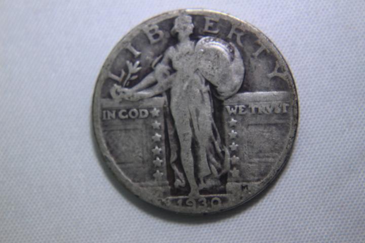 1930 Standing Liberty 1930 Standing Liberty