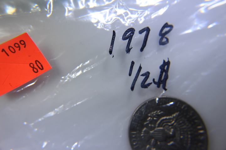 1978 Kenedy Half Dollar Nice Half Dollar  no mint mark