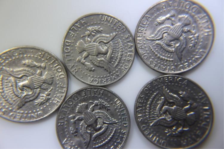 1980 Kenedy Half Dollar 5 1980 Kenedy Half Dollar              Mint Mark P