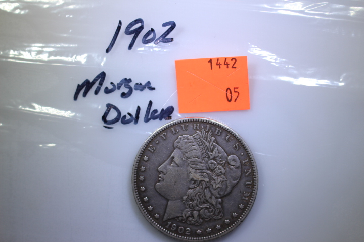 1902 Morgan Dollar 1902 Morgan Dollar Verry Nice