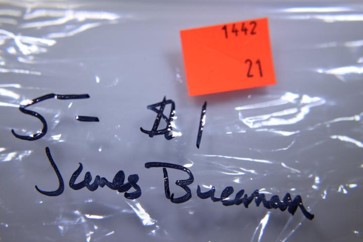 5-James Buchanan 5-James Buchanan