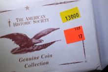 Favorite Coins of the Last Century 1943S Steel Penny, 1945 Silver Mercury Dime, 1936 Buffalo Nickel