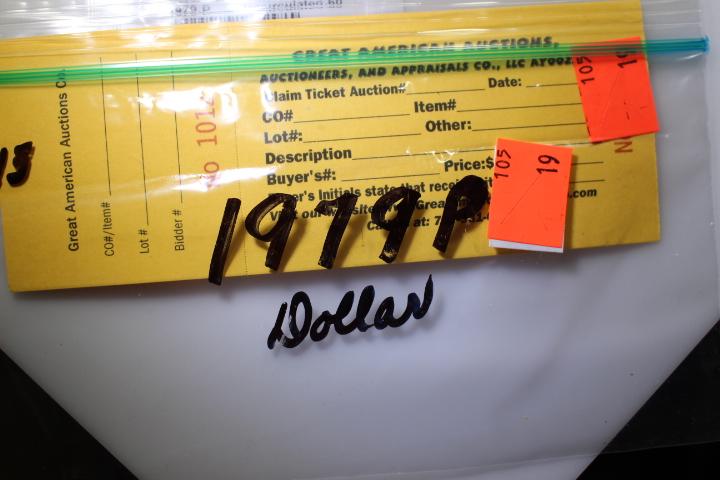 1979 P Dollar