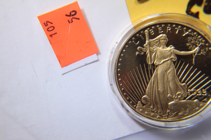1933 Double Eagle Copy