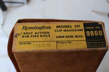 Remington Model 591 Still in Box
