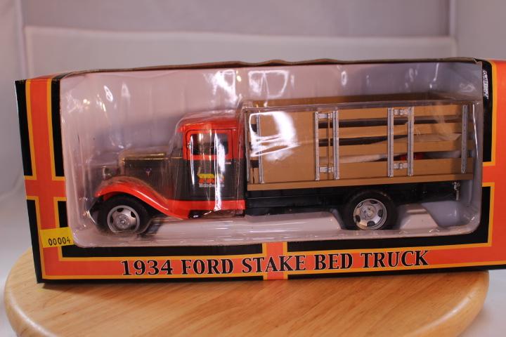 pro hardware 1934 stake body ford truck. Black Bedroom Furniture Sets. Home Design Ideas