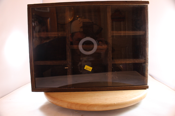 Dixie Ply Display Case