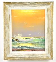 Sam Newton, Listed Highwaymen Painting