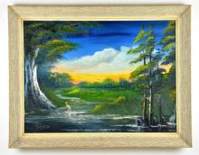 Horace Foster, Listed Highwaymen Painting