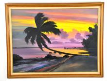 James Gibson, Listed Highwaymen Painting