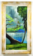 Rodney Demps, Listed Highwaymen Painting