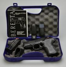 Beretta PX4 9mm Pistol