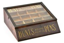 Hunts Pen Display