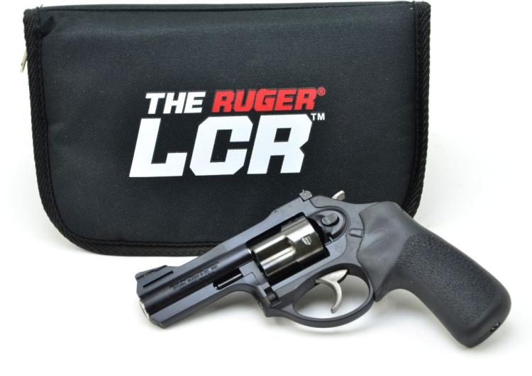 New in Box Ruger LCR .38 Special +P (5) Shot Revolver