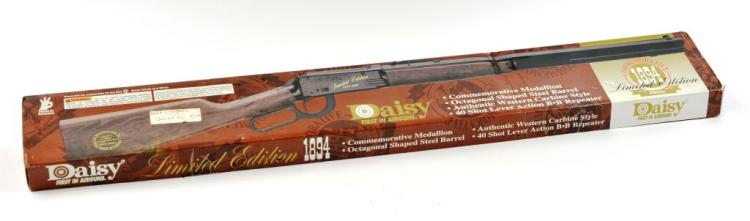 Vintage Daisy BB Gun 40 Shot Lever Action Repeater 1894-1994 Limited Edition Commemorative