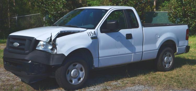 2007 Ford F150 Pickup