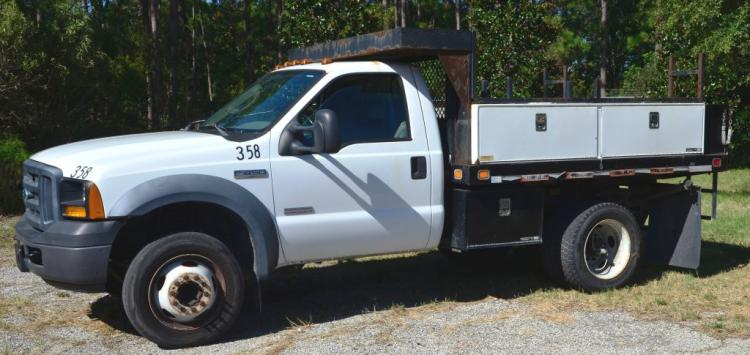 2006 Ford F450 XL Super Duty