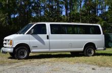 1999 Chevy G Van