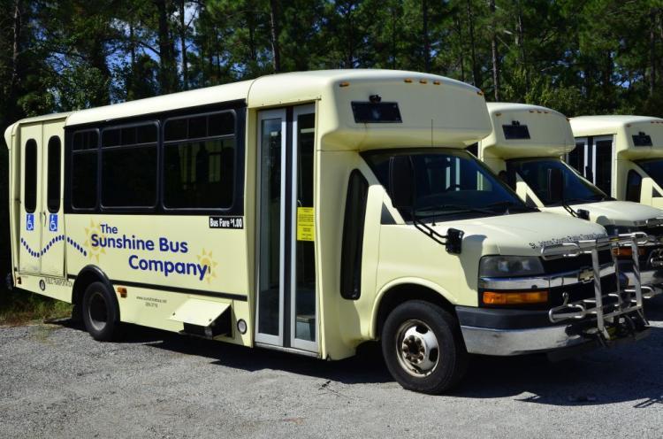 2011 Chevy Champion 26' Bus