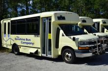 2011 Chevy Champion 26' Bus