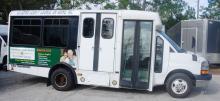 2008 Chevy Crusader 21' Bus