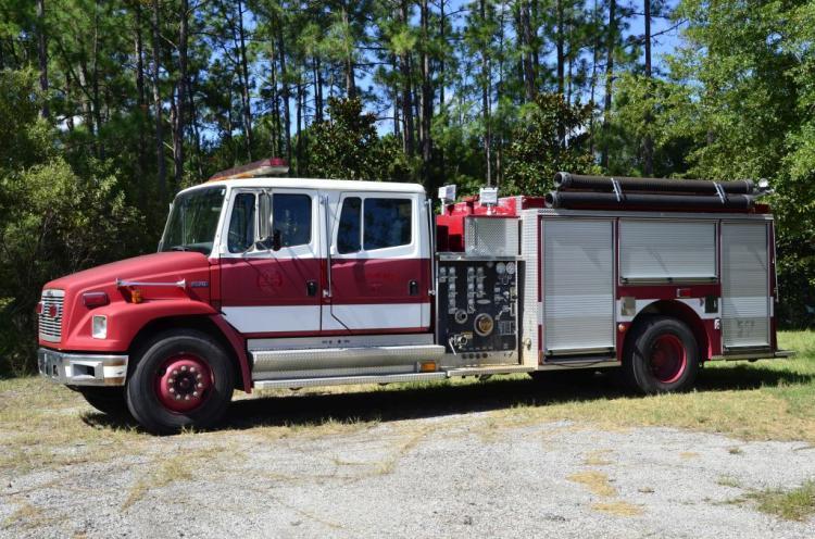 1998 Freightliner Firetruck