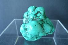 A  Large Finely Rough Turquoise--262g
