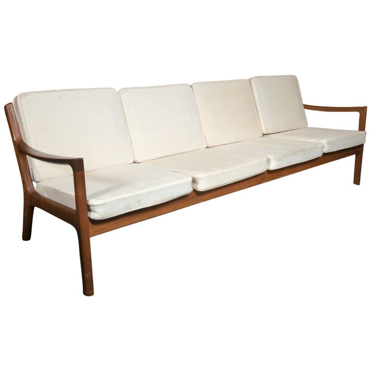 Designed by Ole Wanscher for France and Sons John Stuart