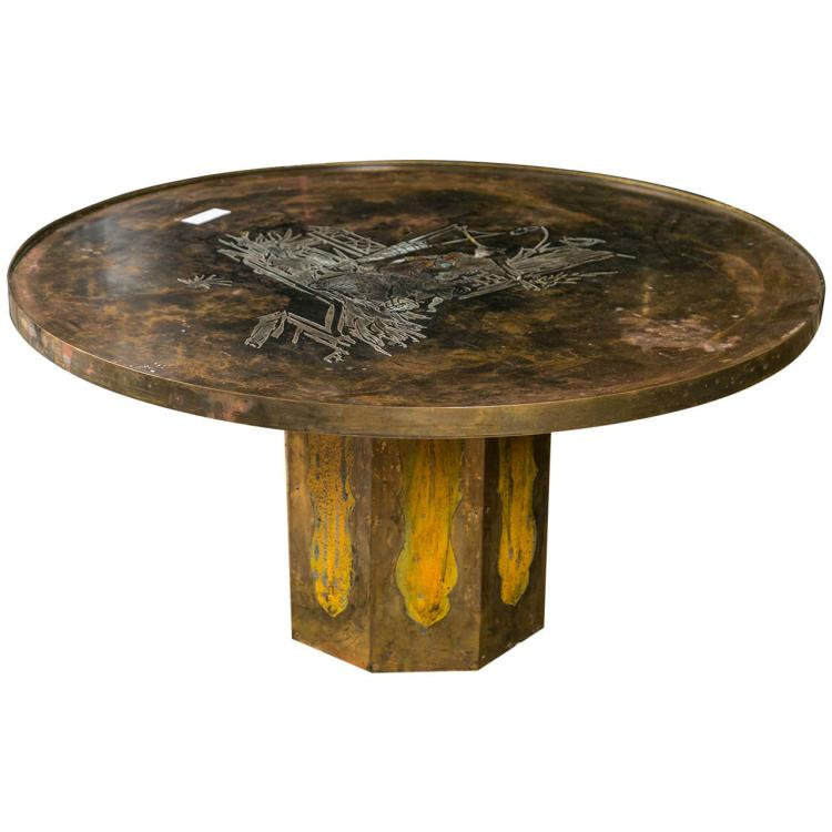 Philip LaVerne and Kelvin LaVerne Chan Coffee Table
