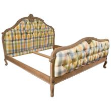 King-Sized Louis XV Style Country French Bed