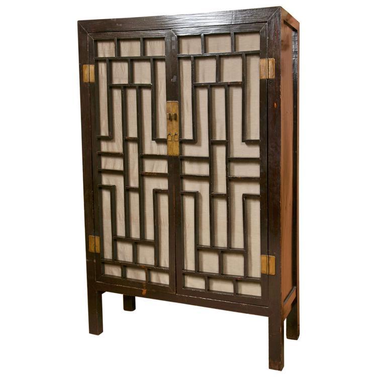 19th Century Oriental Cabinet