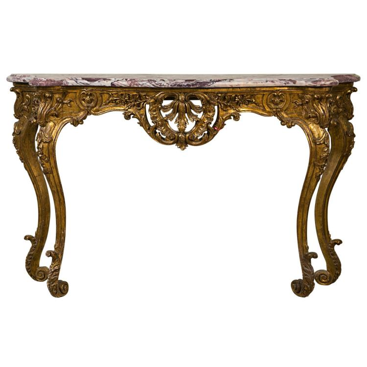 Maison Jansen France Console Table