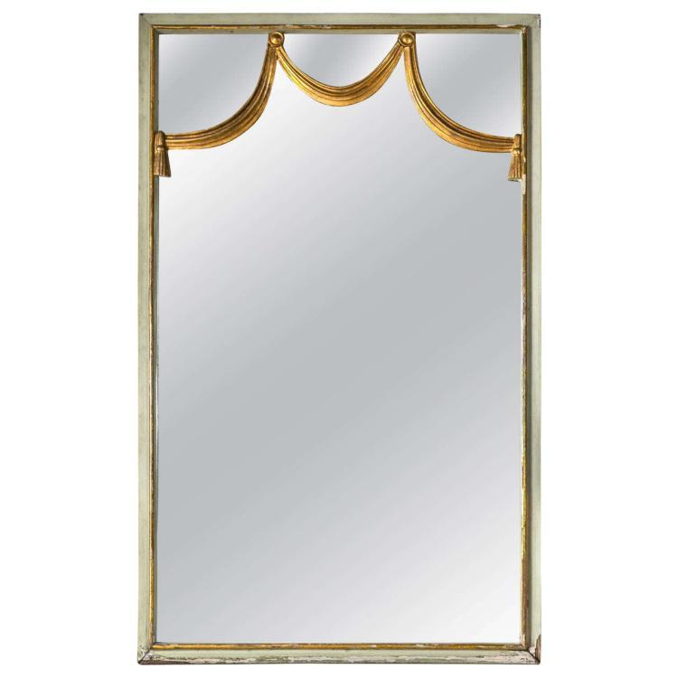 A Dorothy Draper Mid Century Mirror