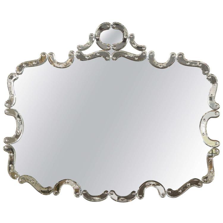 Beautiful Venetian Style Mirror