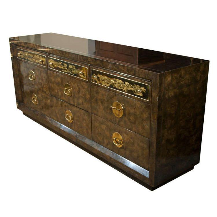 Mid-century Dresser by Mastercraft
