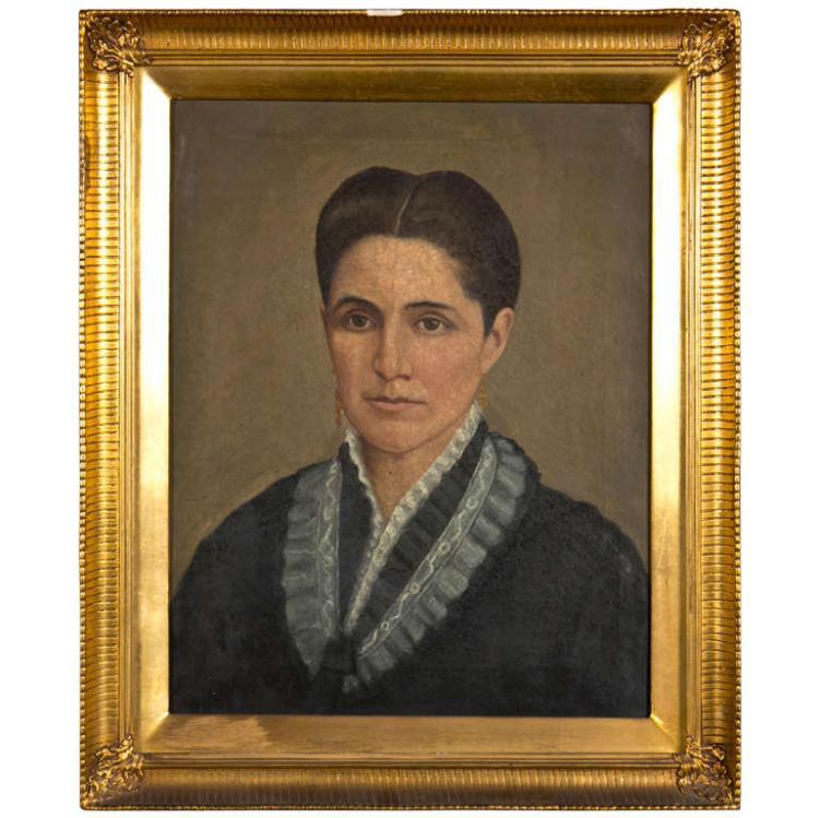 Oil on Canvas 19th Century Denmark
