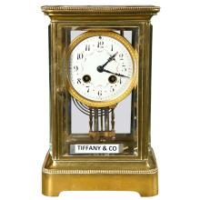 Carriage Clock by Tiffany & Co.