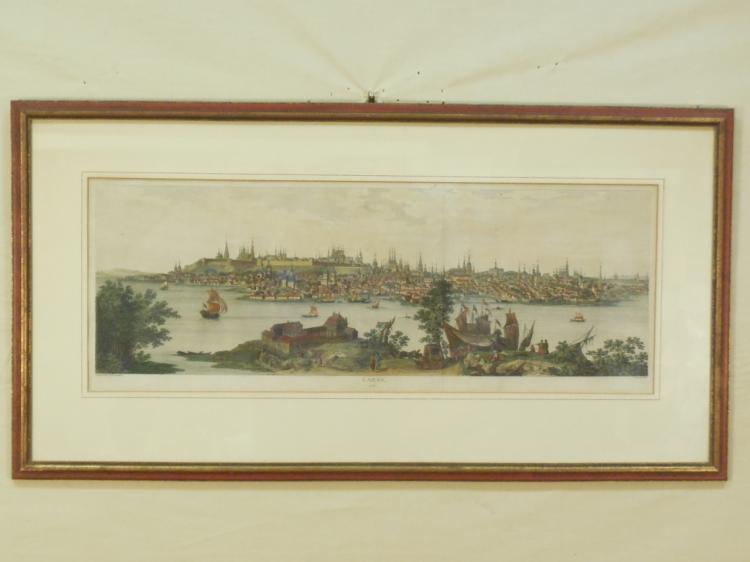 Nicholas Louis de Lespinasse Engraving Cazan