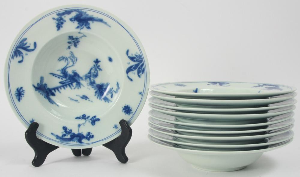 12 Limoges Raynaud Ceralene Porcelain Bread Plates