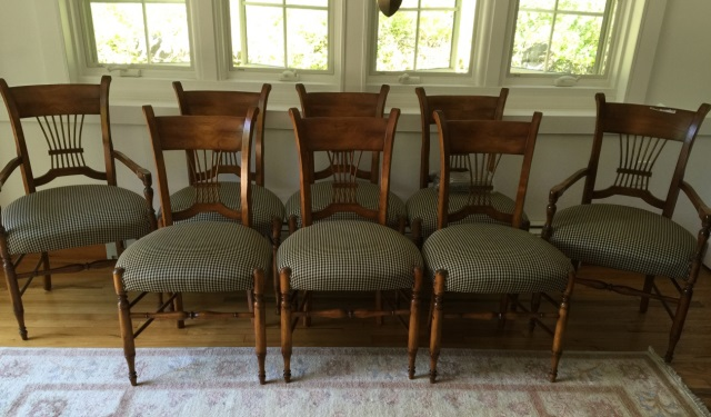 contemporary traditional dining room chairs
