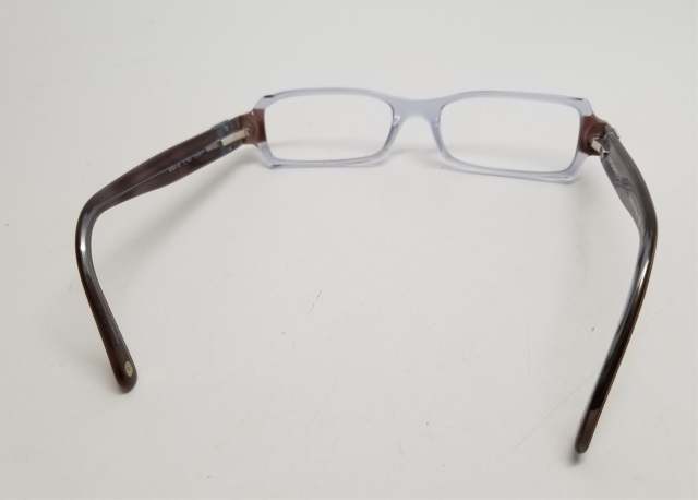 vintage chanel jeweled logo reading glasses frames
