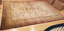 Hand Knotted Wool Persian / Oriental Carpet